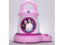 Claessens' Kids KidSleep My Lantern roze