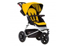 Mountain Buggy Urban Jungle 3 gold