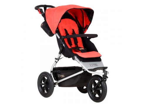 Mountain Buggy Urban Jungle 3 coral