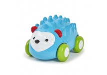 Skip Hop Pull & Go Car hedgehog