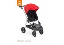Stokke® Scoot® Colour Kit racing red