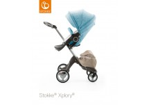 Stokke® Stroller Summer Kit bluebel blue