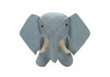 Kids Depot Jungle Elephant blue
