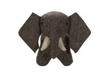 Kids Depot Jungle Elephant brown