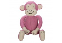 Kids Depot Jungle Monkey pink