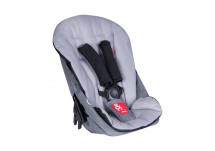 Phil&Teds Dash Double Kit grey marl