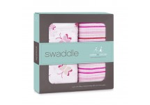 Aden Anais Swaddle princess 2-Pack