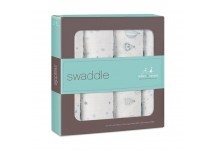 Aden Anais Swaddle night sky 4-pack