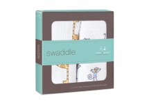 Aden Anais Swaddle 2 Pack Jungle Jam