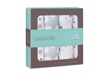 Aden Anais Swaddle 4 pack Twinkle