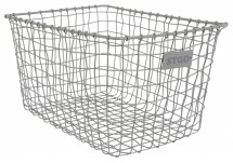 Kids Depot Basket Large grey