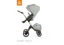 Stokke® Xplory® V5 grey melange
