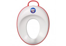 BabyBjorn Toilet Trainer wit/rood
