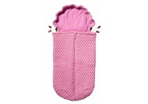 Joolz Essentials Nest pink Honeycomb