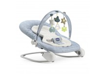 Chicco Hoopla Babybouncer sky