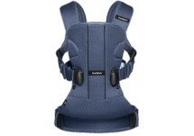 BabyBjorn Draagzak One Air Dark Blue Mesh