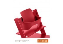 Stokke® Tripp Trapp® Babyset Rood