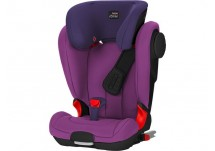Römer Kidfix II XP SICT Black Series mineral purple
