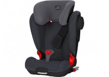 Römer Kidfix II XP SICT Black Series storm grey