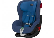 Britax Römer King II LS Black Series ocean blue