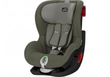 Britax Römer King II LS Black Series olive green
