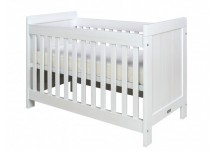 Bopita Basic Wood Ledikant white wash