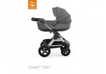 Stokke® Trailz black melange complete set