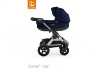 Stokke® Trailz deep blue complete set