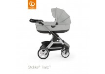 Stokke® Trailz grey melange complete set