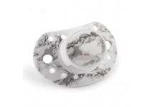 Elodie Fopspeen 3m+ Marble Grey Elodie Speen Marble Grey