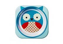 Skip Hop Zoo Bowl Skip Hop Owl