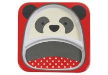 Skip Hop Zoo Divided Plate Bordje Divided plate skip hop panda
