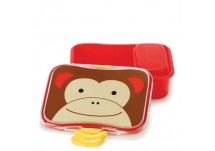 Skip Hop Zoo Lunch kit Broodtrommel Skip Hop Zoo Lunch kit Monkey