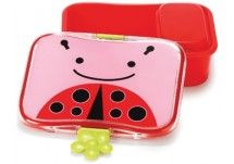 Skip Hop Zoo Lunch kit Broodtrommel Skip Hop Zoo Lunch kit  Ladybug