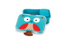 Skip Hop Zoo Lunch kit Broodtrommel Skip Hop Zoo Lunch kit Owl
