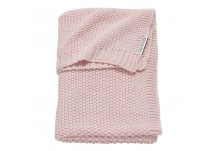 Meyco Ledikantdeken Silverline Relief Mixed Roze Ledikantdeken Silverline Relief Mixed Roze 2