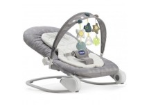 Chicco Hoopla Wipstoel Babybouncer Hoopla Stone Bouncer