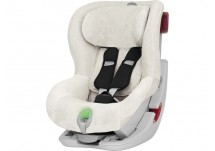 Britax Römer King II Zomerhoes Off-White