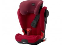 Britax Römer Kidfix II XP SICT Black Series Flame Red