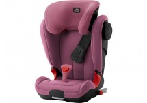 Britax Römer Kidfix II XP SICT Black Series Wine Rose