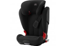 Britax Römer Kidfix XP Black Series Cosmos Black