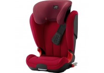 Britax Römer Kidfix XP Black Series Flame Red