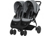 Britax Römer B-Agile Double Steel Grey