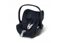 Cybex Cloud Q Plus Midnight Blue