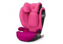 Cybex Solution S-Fix Passion Pink