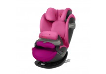 Cybex Pallas S-Fix Passion Pink