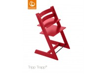 Stokke® Tripp Trapp® Kinderstoel Rood