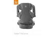 Stokke® MyCarrier™ Buik- en Rugdrager Grey Mesh