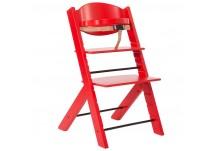 Treppy Kinderstoel Rood