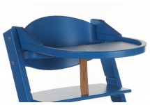 Treppy Playtray Eetblad Blauw